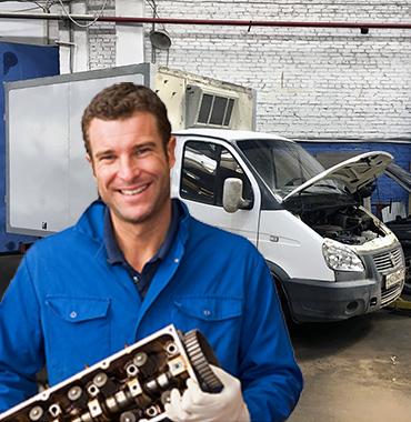 замена и установка двигателя на Газель