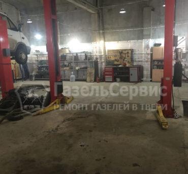 автосервис ремонт газелей в Твери