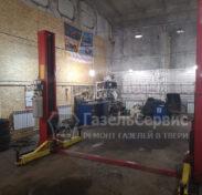 ГазельСервис - автоподъемник OTIS для ремонта ГАЗ