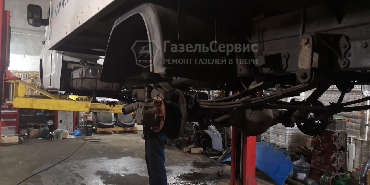 Ремонт Газели - ГазельСервис Тверь