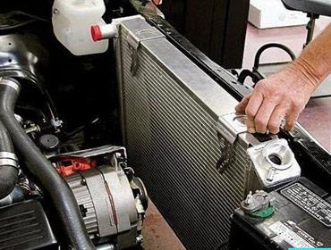 ремонт радиатора отоления