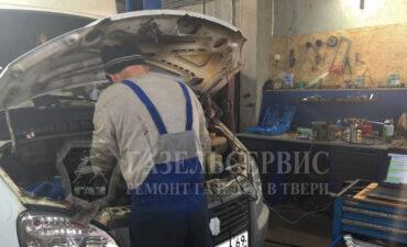 Перевод ГАЗЕЛЬ с ЕВРО-5 на ЕВРО-3